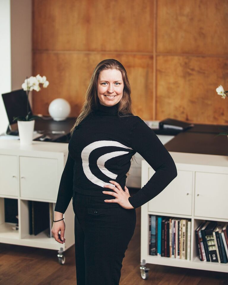 Portrait of Eva Kristine Letnes